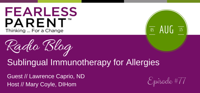 Fearless-Parent_Sublingual-Immunotherapy-for-Allergies_Featured