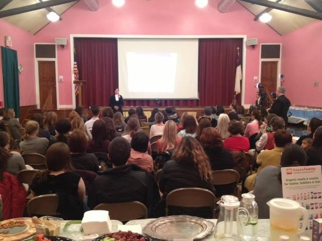 Springfield 11-14-13 audience1