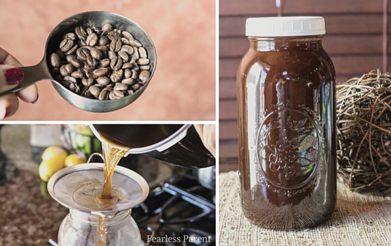 Fearless Parent - Coffee Enema Guide - Process