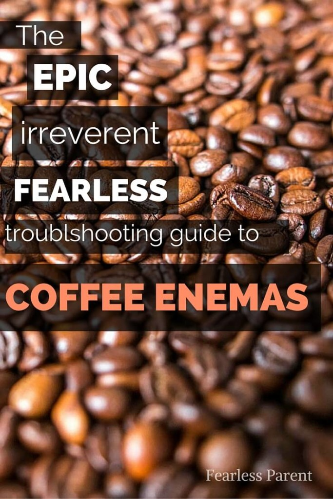 Fearless Parent - Coffee - Pinterest
