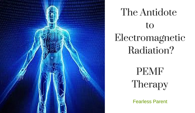 The Antidote To Electromagnetic Radiation Pemf Therapy