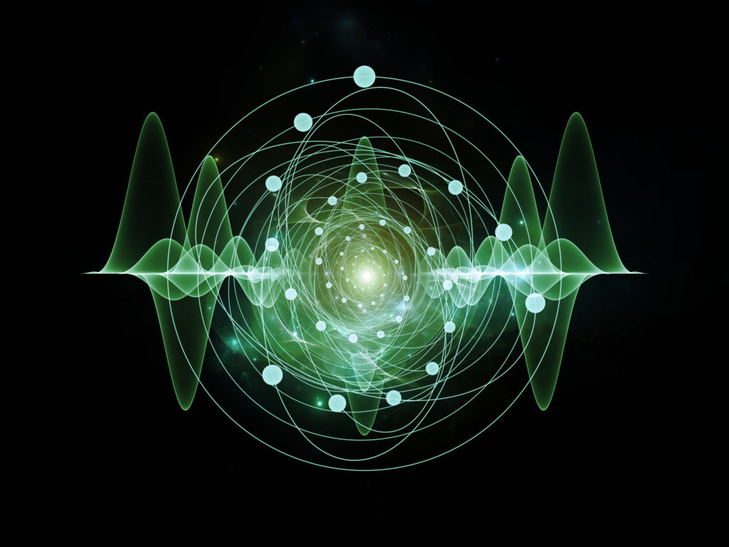 The Antidote to Electromagnetic Radiation? PEMF Therapy Quantum Physics Images